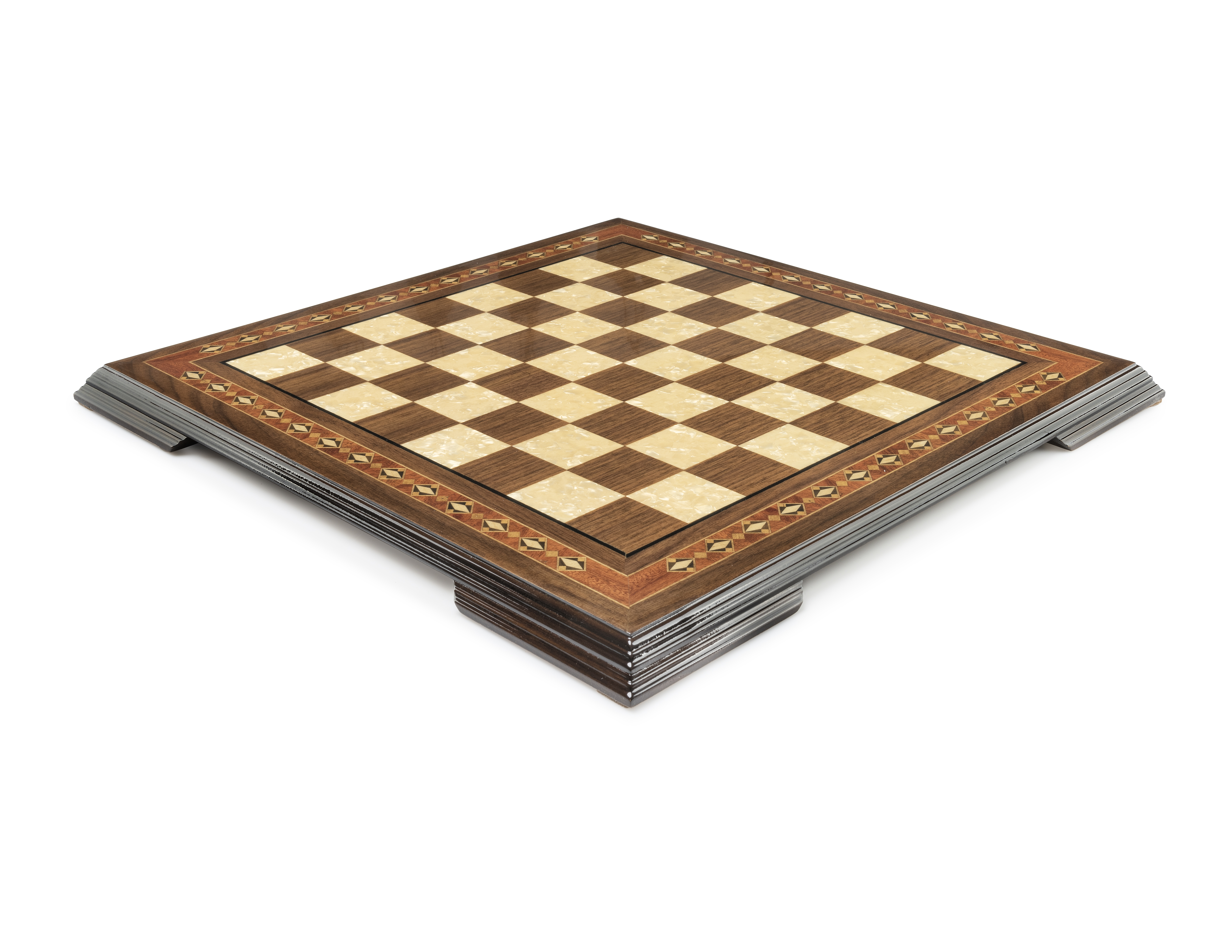 Wooden chessboard Antique