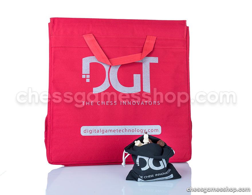 New DGT Carrying Bag Red