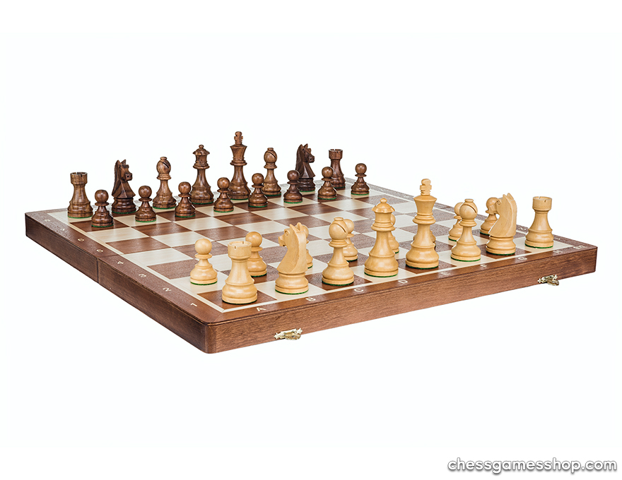 Chess set <br> Staunton standard