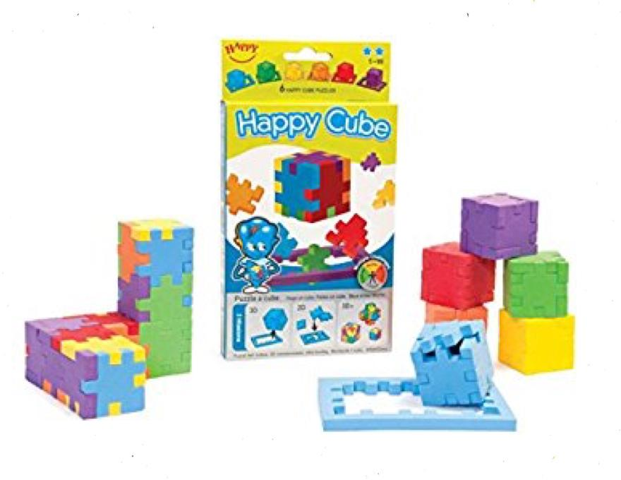 Happy Cube 3D 6 Pack