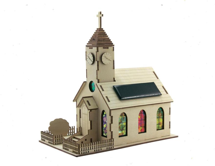 Solar Assembly Kit - Church