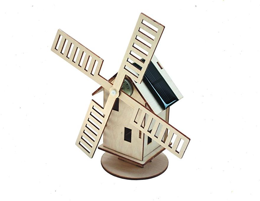 Solar Assembly Kit - Windmill