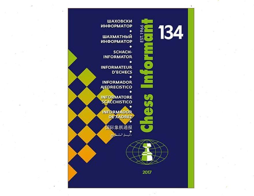 Chess Informant Nr. 134
