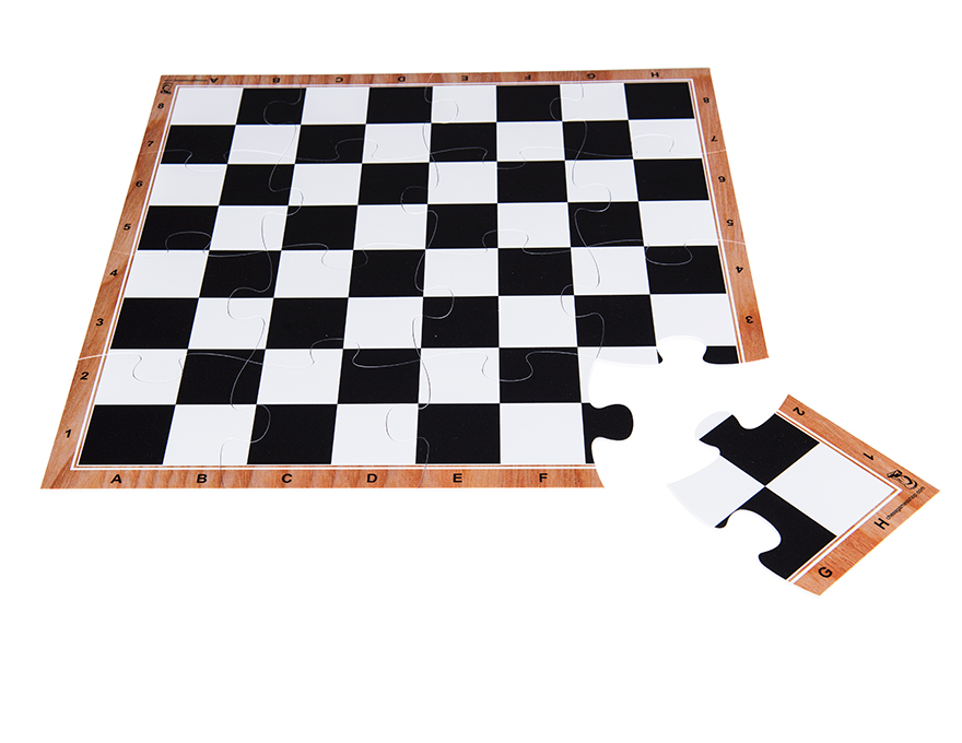 JigChess board - 4x4 <br> 57 mm