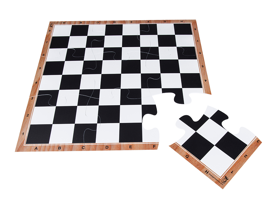 JigChess board - 3x3 - 57 mm