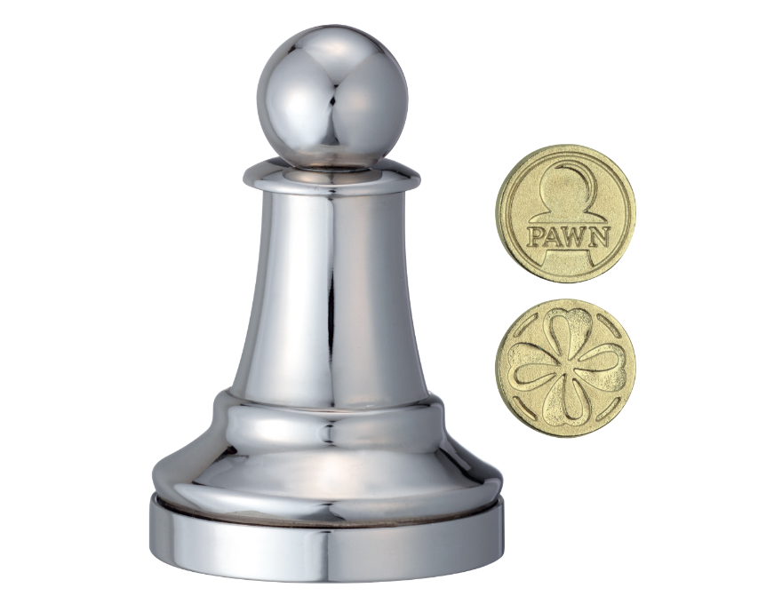 Pawn - chess piece - puzzle