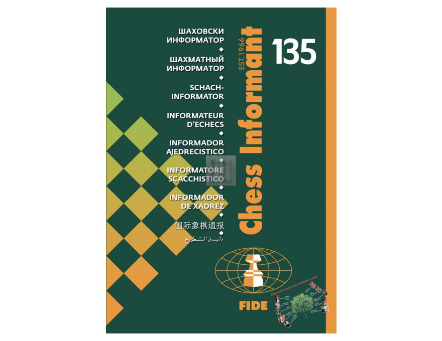 Chess Informant Nr. 135