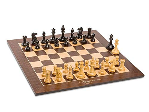 Judit Polgar Chess set