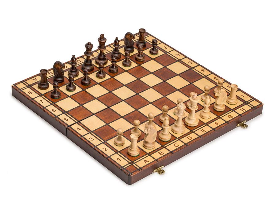 Folding chess set <br> Jowisz