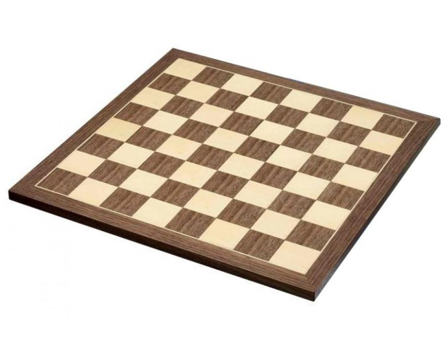 Wood chess board Essen <br> 50 mm - 2 inch