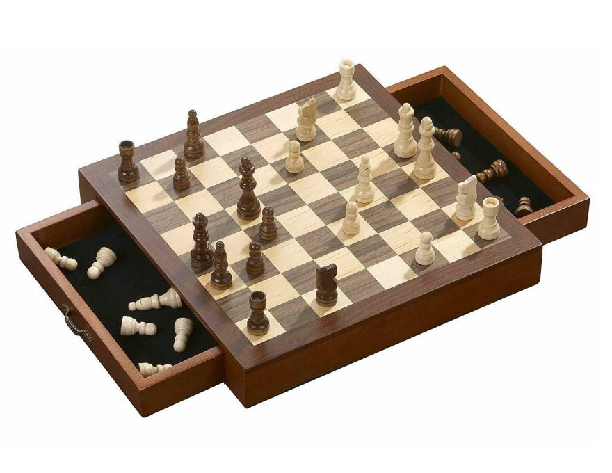 Magnetic chess set <br>Square