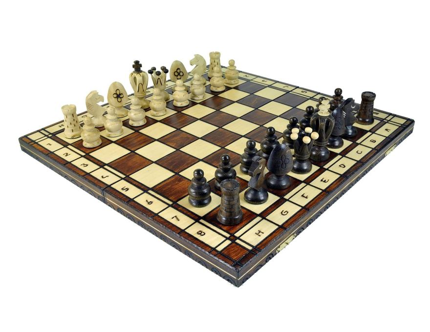 Chess set <br> Royal 48