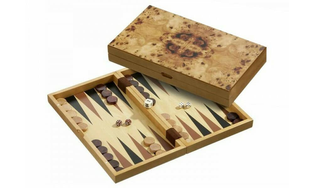 Backgammon set<br>Oslo