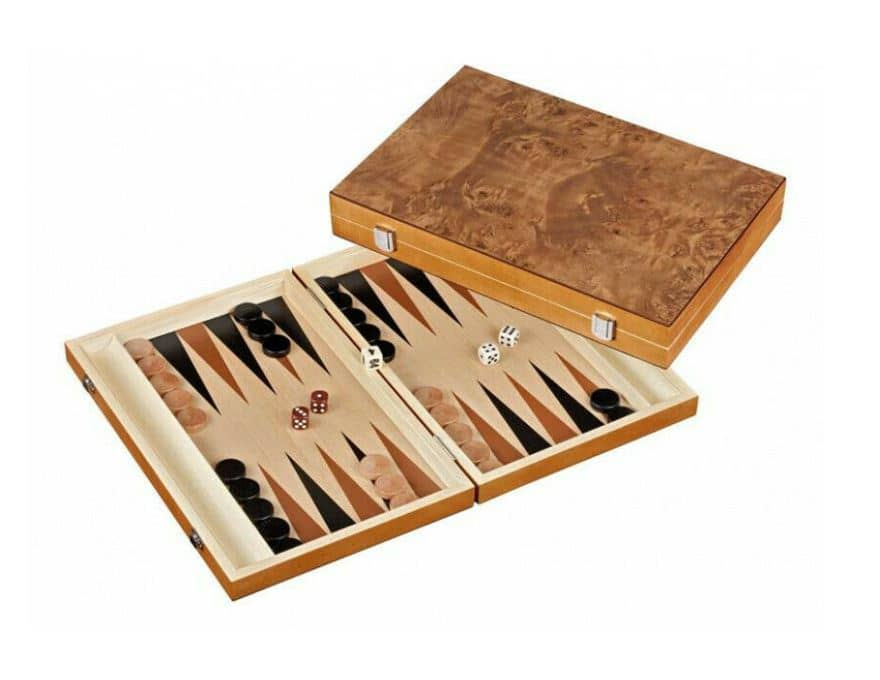 Backgammon set<br>Lyon