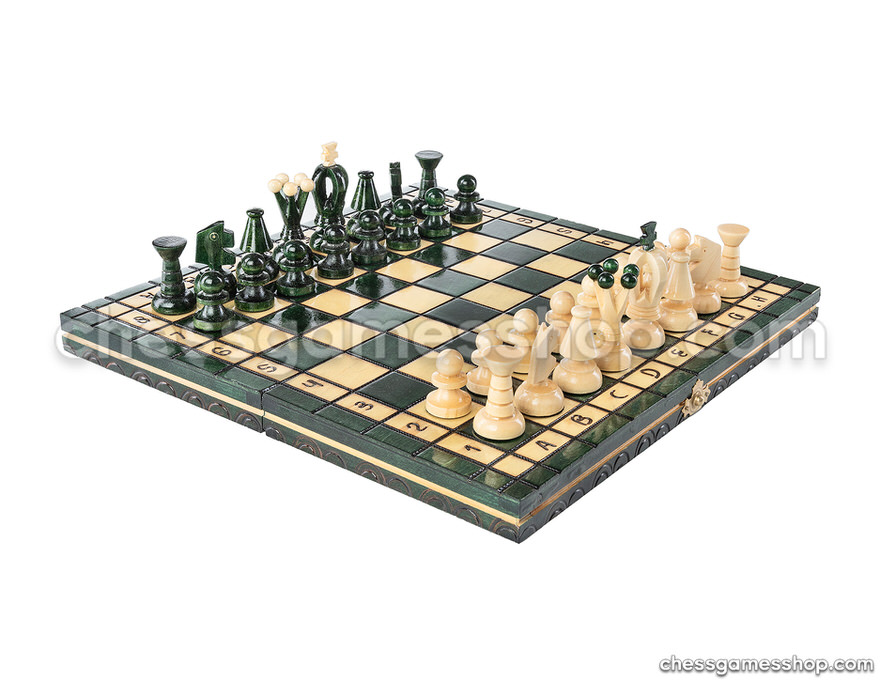 Chess set Apple
