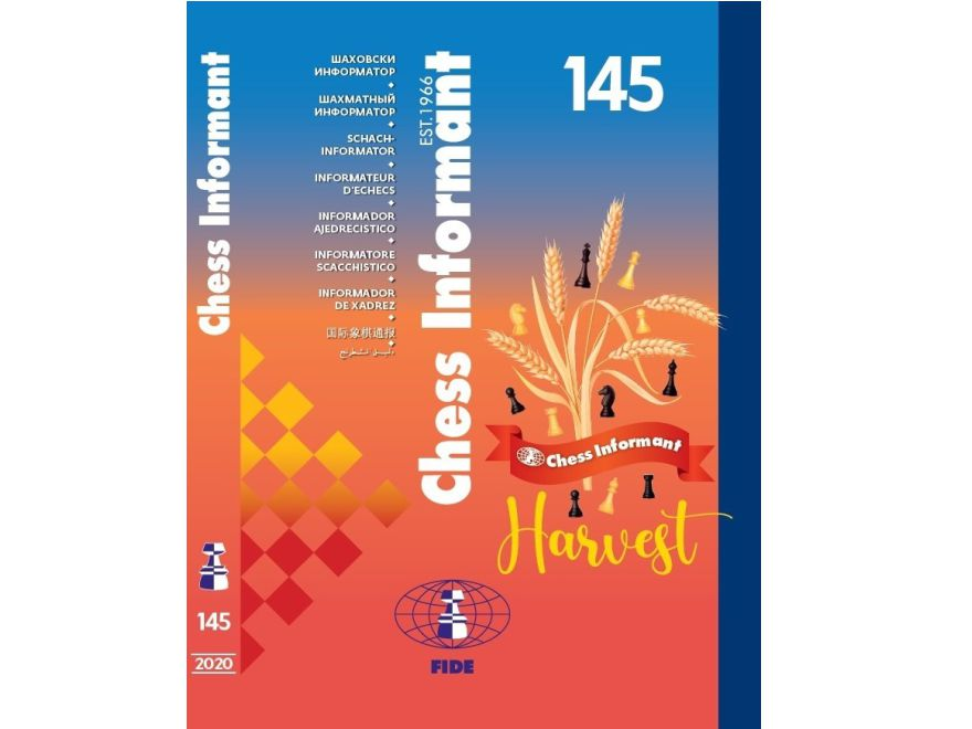 Chess informant nr. 145