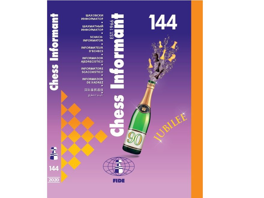 Chess informant nr. 144