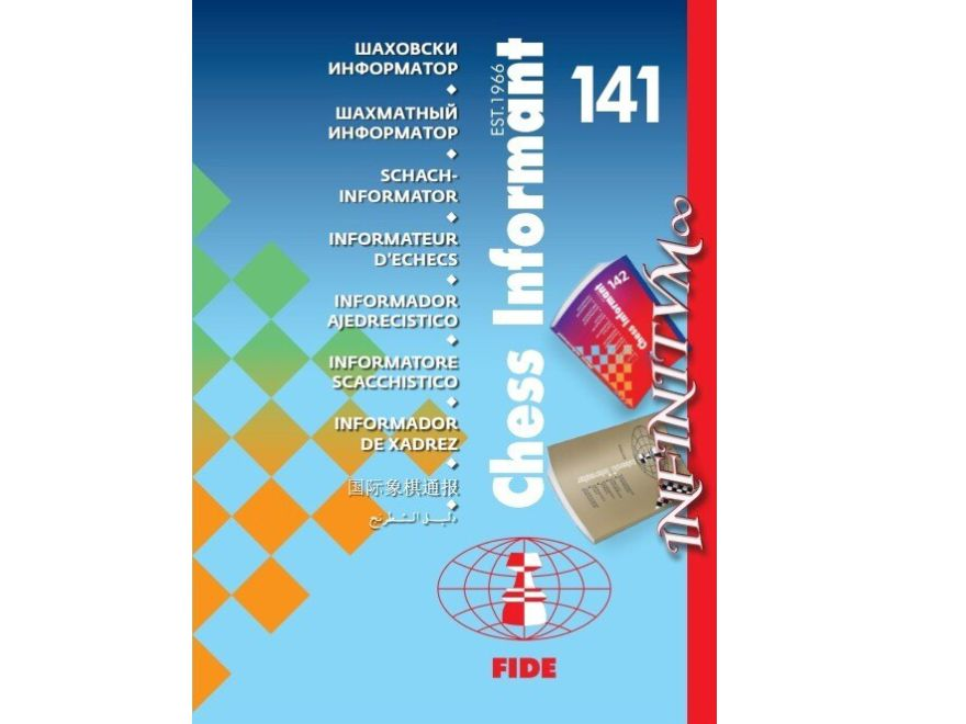 Chess informant nr. 141