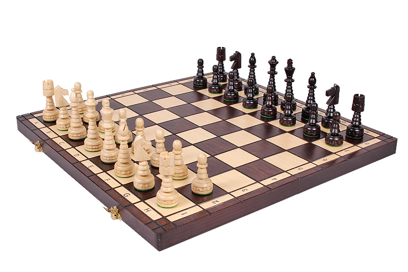 Chess set Milano