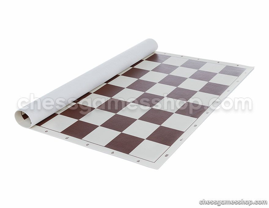 Plastic roll-up Chess Board FD=45mm
