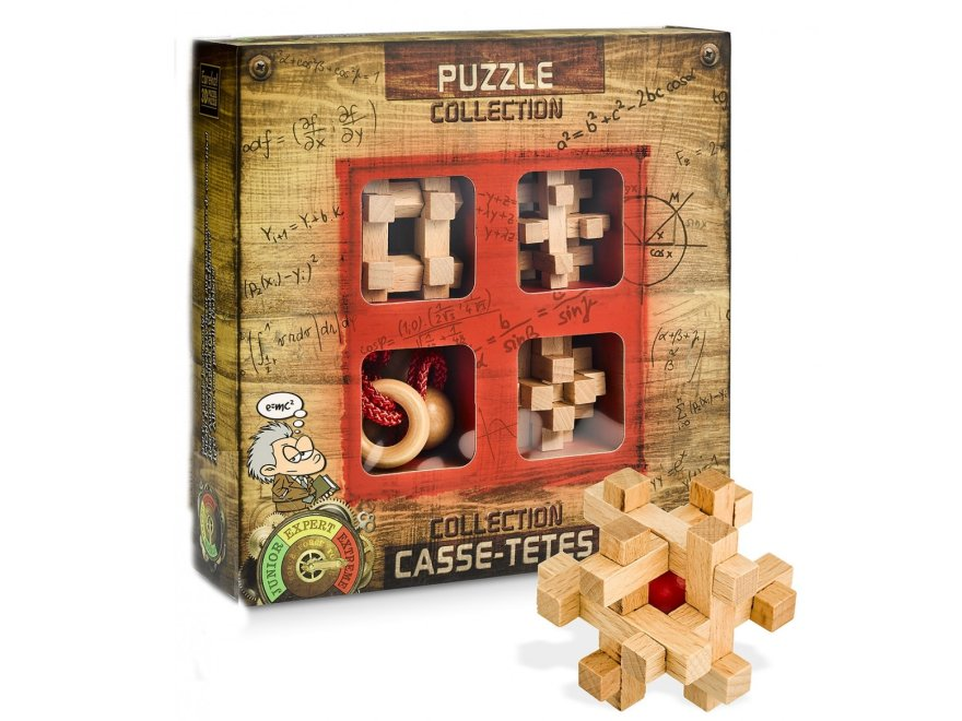 Gift box of 4 cubes 3