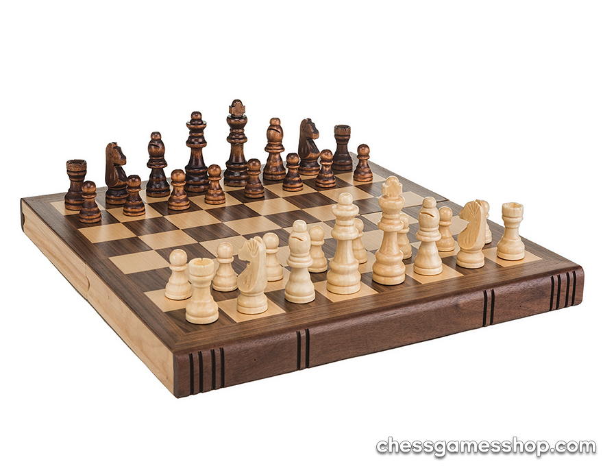 Chess set Poplar